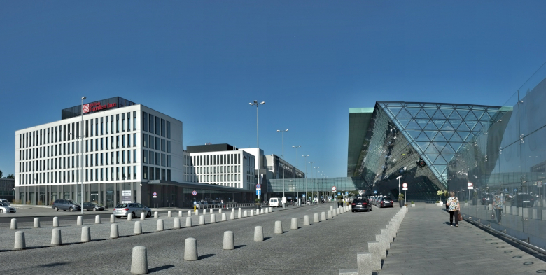Krakow International Airport is located 11 km west of Krakow city centre.